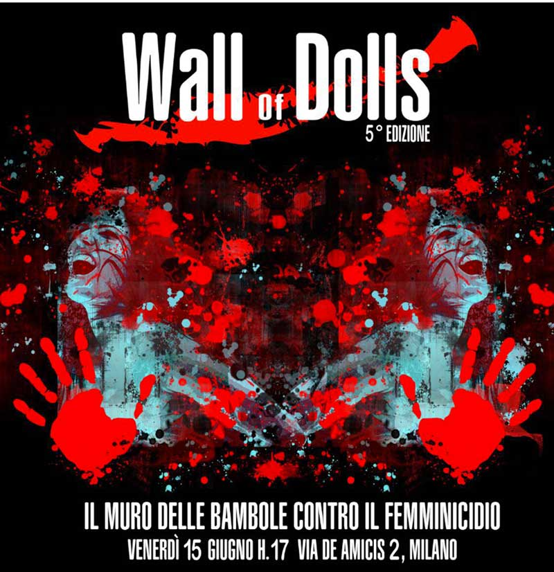 wall of dolls 2018